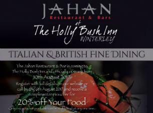 Jahan Sandbach Opening Party
