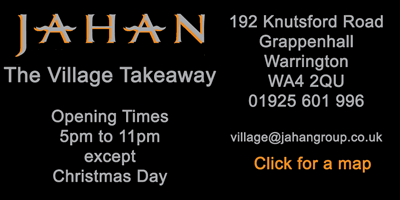 The Village Indian Takeaway address